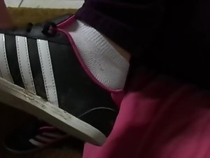 shoes play Adidas Derby QT W of my sister