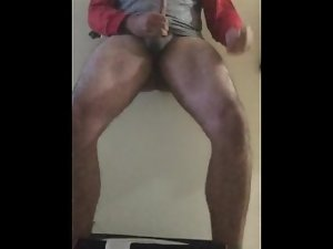 Balls real tight about to but big load