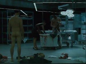 Simon Quarterman Full Frontal naked in Westworld Season 2 Episode 1