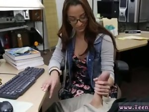 Natural tits orgy College Student Banged in my pawn shop!