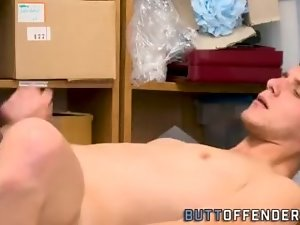 Thief gets his ass fucked