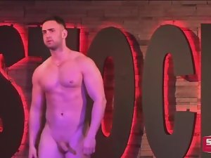 NAKED MALE STRIPPER 12