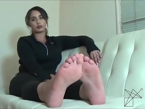 At The Feet Of Your Mistress