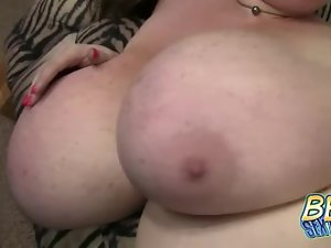 Sugary-sweet Fatty Luxxxy Luxe Banged