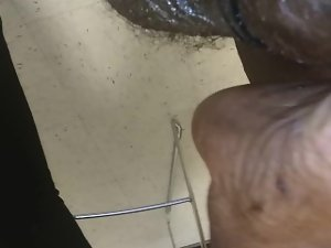 FOOT JOB AT METRO PCS