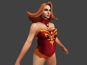 Ordinary Lina Animation