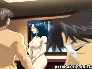 Immoral Sisters 2 Ep 1 Anime porn HD