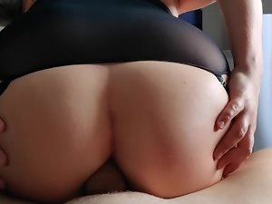 Thick Swedish doll knows how to take a penis in her big naughty ass