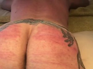 Mistress caning