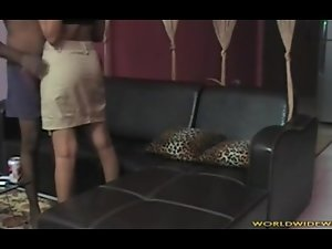 Hot Sensual Randy indian Chick Sofa Fuckfest