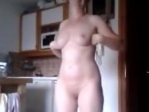 White Aged Undress Has Fabulous Bod For Big black cock