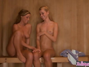 Twistys - When Nymphs Have fun - Jessie Rogers Melissa XoXo -n Lo