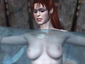 3D Better half MONSTER FUCK Anime porn
