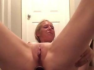 This slut's playtime