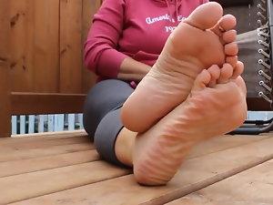 Sexual Feetfetish Feet