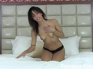 Get your huge shaft sensual and brutal for me JOI