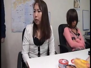 Whorish Sensual japanese Nubile bangs to avoid prosecution...