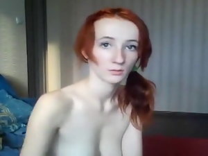 19yo Red-haired Rimming Cunt