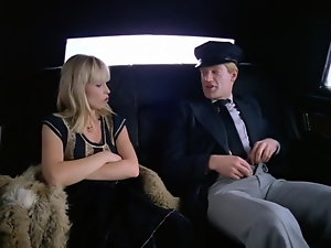 Chauffeur Gets Stroked
