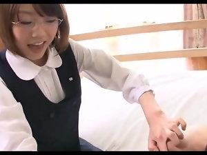 Ibuki Haruhi (Nose Fetish P.3)