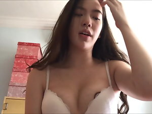 Adorable Singapore student janjan hookup compilation