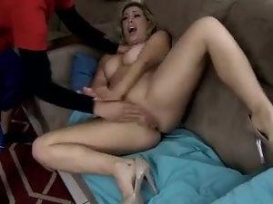 Cherie De Ville - Pumping Sperm In Housewives Slit