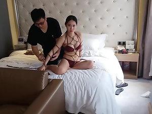 Japanese restrain bondage (asian-bondage.com)
