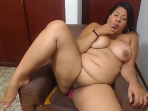 Filthy Latina Fatty