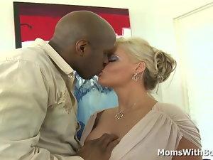 Mummy Phoenix Marie No Panty Interracial Fuck-fest