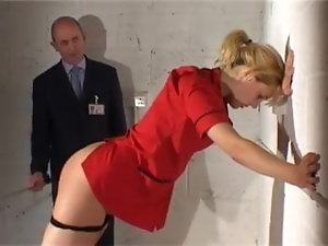 Jail caning Amelia Rutherford