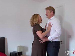 AgedLovE Camilla and Marc Kaye Gonzo Fuck