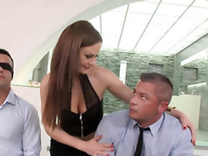 Euro slut Tina Kay copulates with various cocks in compilation