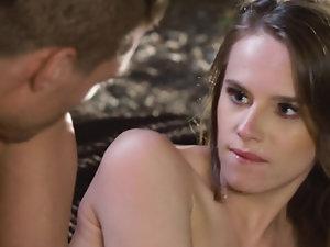 Petite lassie Jillian Janson has hot sex with Xander Corvus